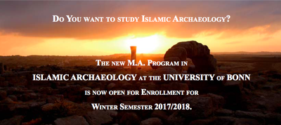 M.A. Islamic Archaeology_17/18